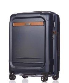 Duża walizka PUCCINI PC020 Stockholm granatowa