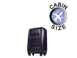 Mała walizka PUCCINI PC017 C fioletowa