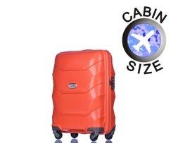 Mała walizka PUCCINI PP011 Miami orange