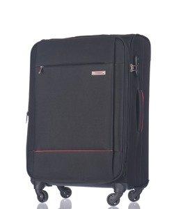 Duża walizka PUCCINI EM-50720 A Parma czarna