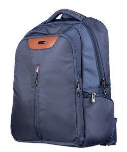 Plecak/plecak na laptop PUCCINI PM-70363 granatowy